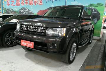 路虎 揽胜运动版 2013款 3.0T 自动 柴油