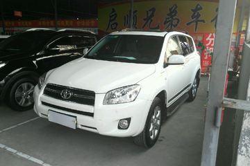 丰田 RAV4 2010款 2.4 自动 豪华升级型四驱