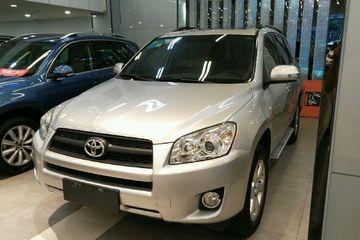 丰田 RAV4 2011款 2.0 自动 四驱版