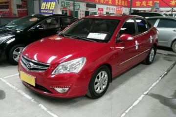 现代 悦动 2008款 1.6 自动 豪华型