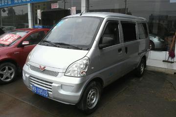 五菱 荣光 2012款 1.2 手动 标准型5-8座