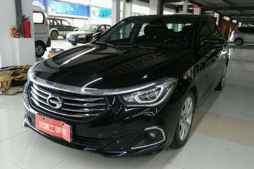 广汽传祺 传祺GA6 2015款 1.8T 自动 精英型