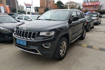 Jeep 大切诺基 2015款 3.0T 自动 精英导航版 柴油