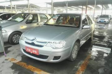 雪铁龙 爱丽舍三厢 2009款 1.6 手动 10XA4APSA发动机 油气混合CNG