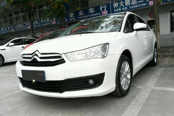 雪铁龙 世嘉三厢 2013款 1.6 手动 品尚型
