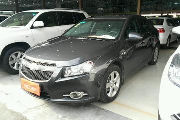 雪佛兰 科鲁兹三厢 2013款 1.6 手动 SE