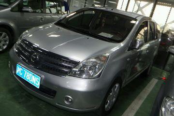 日产 骏逸 2007款 1.8 自动 XL舒适型