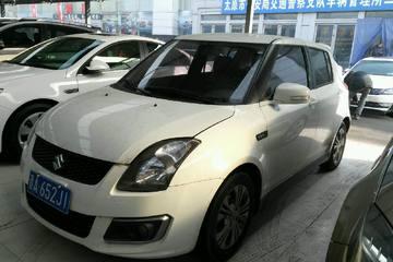 铃木 雨燕 2013款 1.5 手动 标准型