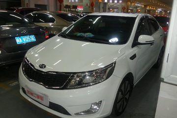 起亚 K2三厢 2012款 1.6 自动 Premium纪念版