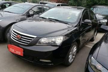 吉利汽车 EC7经典三厢 2012款 1.5 手动 舒适型