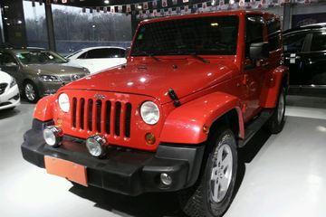 Jeep 牧马人 2012款 3.6 自动 Sahara两门