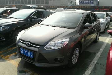 福特 福克斯两厢 2012款 1.6 自动 舒适型