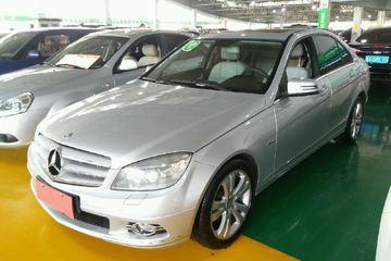 奔驰 C级 2010款 1.8T 自动 C200K时尚型