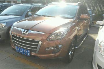 纳智捷 大7-SUV 2014款 2.2T 自动 超级锋芒版四驱