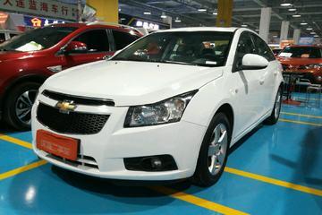 雪佛兰 科鲁兹三厢 2013款 1.8 自动 SE