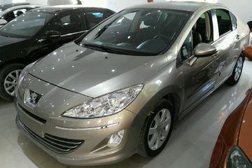 标致 408 2011款 1.6 自动 舒适型