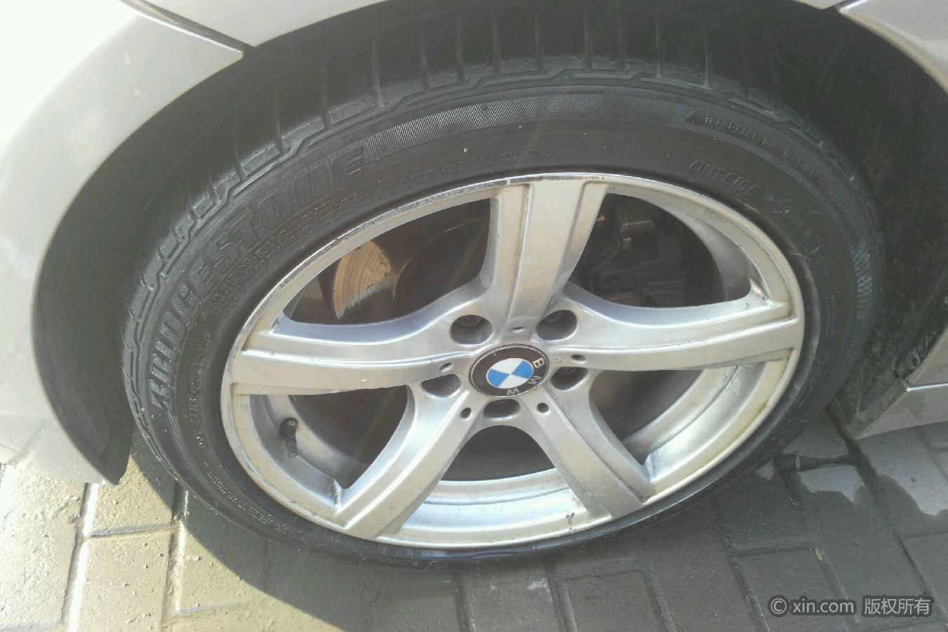 宝马Z4(进口)左前轮胎