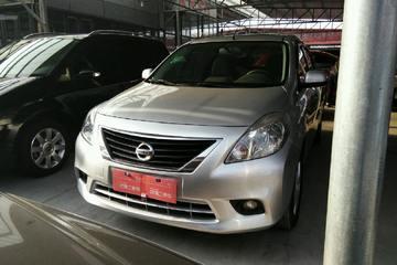 日产 阳光 2012款 1.5 手动 XL豪华版