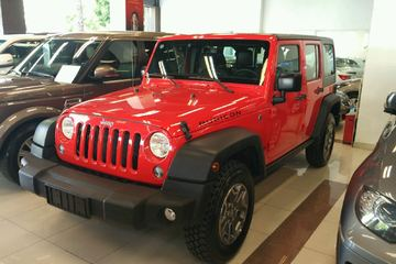 Jeep 牧马人 2015款 3.6 自动 Rubicon四门