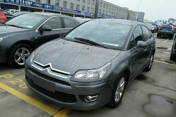 雪铁龙 世嘉三厢 2012款 1.6 自动 品享型
