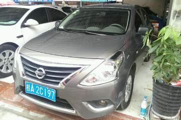 日产 阳光 2014款 1.5 手动 XE舒适版