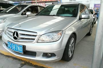 奔驰 C级 2010款 1.6T 自动 C180K经典型