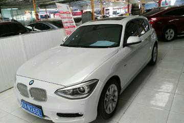 宝马 1系两厢五门版 2013款 1.6T 自动 116i领先版 改款