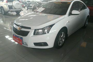 雪佛兰 科鲁兹三厢 2012款 1.8 自动 SE