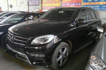 奔驰 ML级 2012款 3.5 自动 ML300四驱