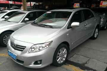 丰田 卡罗拉 2008款 1.8 自动 GL-i天窗特别版