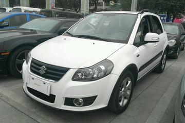 铃木 天语SX4两厢 2011款 1.6 自动 运动型 改款