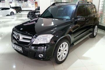 奔驰 GLK级 2011款 3.0 自动 GLK300动感型四驱