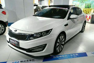 起亚 K5 2012款 2.0 自动 DLX
