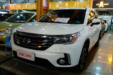 广汽传祺 传祺GS4 2015款 1.3T 自动 200T精英版
