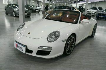 保时捷 911 敞篷车 2010款 3.8 自动 CarreraS