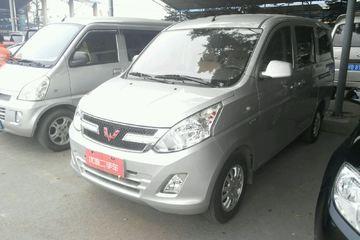 五菱 荣光 2015款 1.5 手动 V标准型5-8座