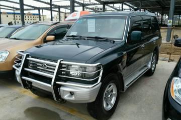 猎豹汽车 黑金刚 2008款 2.4 手动 舒适型后驱