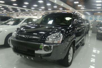 现代 途胜 2009款 2.0 自动 GL舒适天窗型前驱