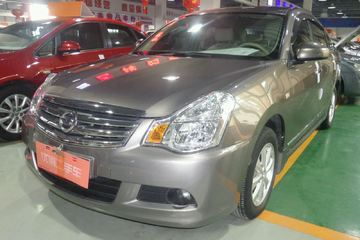 日产 轩逸 2012款 1.6 手动 XE舒适版经典款
