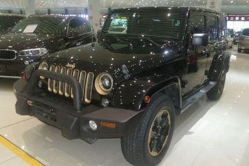 Jeep 牧马人 2014款 3.6 自动 龙腾典藏版