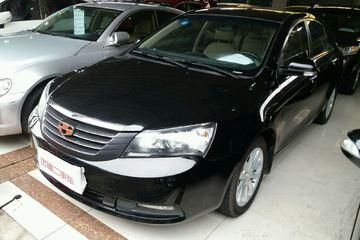 吉利汽车 EC7经典三厢 2012款 1.8 手动 尊贵型