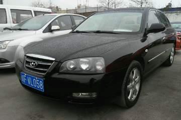 现代 伊兰特三厢 2005款 1.8 手动 豪华型GLS