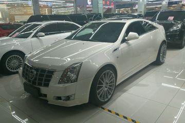 凯迪拉克 CTS Coupe 2011款 3.6 自动 RWD