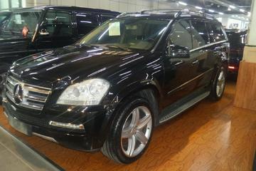 奔驰 GL级 2011款 4.7 自动 GL450尊贵型四驱