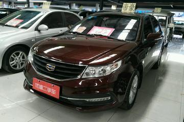 吉利汽车 远景 2015款 1.5 手动 精英型