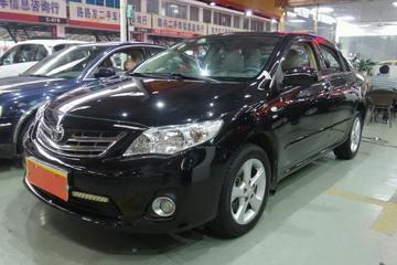 丰田 卡罗拉 2011款 1.8 手动 GL-i