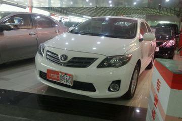 丰田 卡罗拉 2013款 1.6 自动 GL炫酷特装版