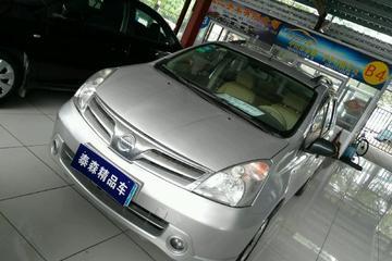 日产 骊威 2008款 1.6 自动 GT炫能型