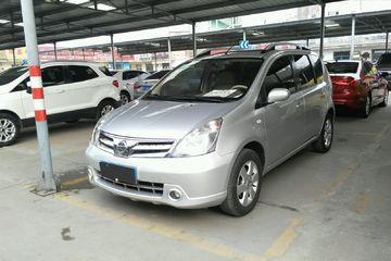日产 骊威 2010款 1.6 自动 GS劲悦版炫能型