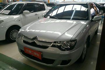 雪铁龙 爱丽舍三厢 2013款 1.6 手动 科技型 CNG油气混合